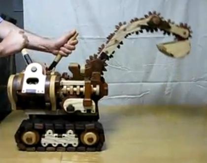 Pdf Wooden Toy Excavator Plans Diy Free Plans Download